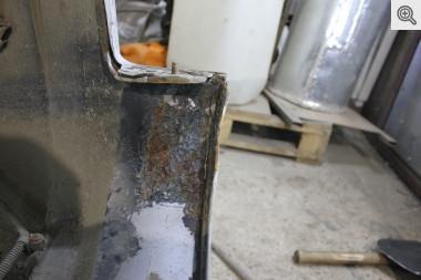 металлическая сетка впаяная в бампер